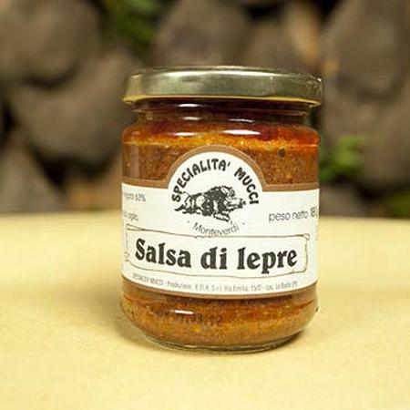 Salsa di Lepre