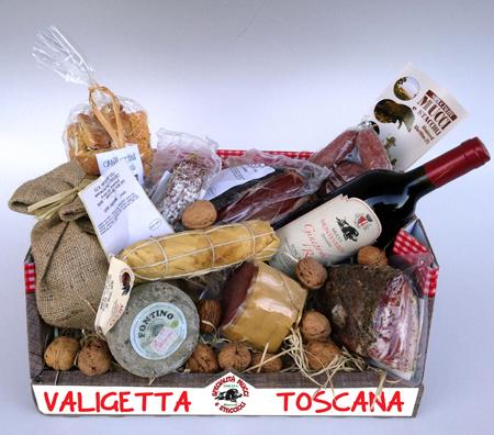 Valigetta Toscana